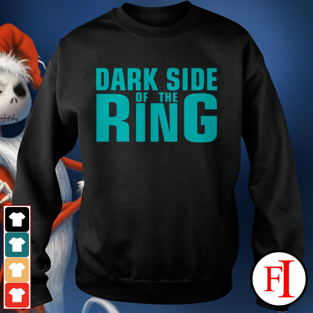 Black Dark side of the Ring Sweater