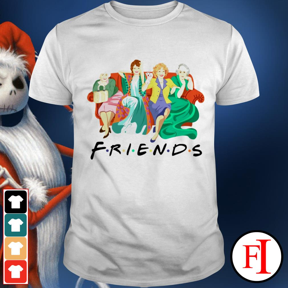 The Golden Girls friends watch TV show shirt