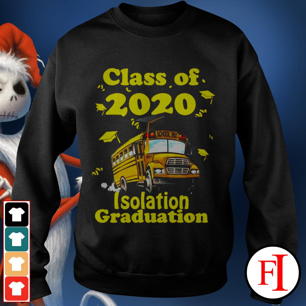 Official Class of 2020 isolation graduation Sweater