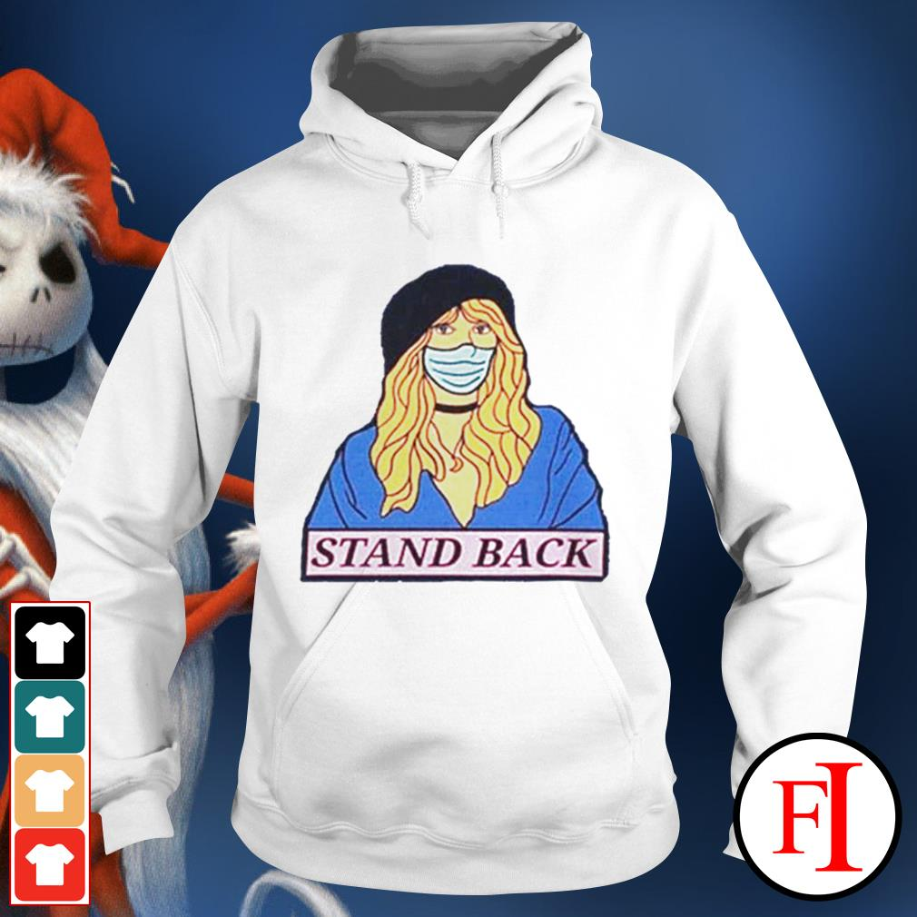Official Stevie Nicks stand back Hoodie