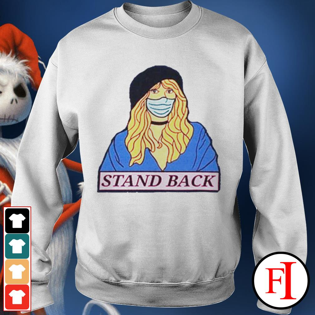Official Stevie Nicks stand back Sweater