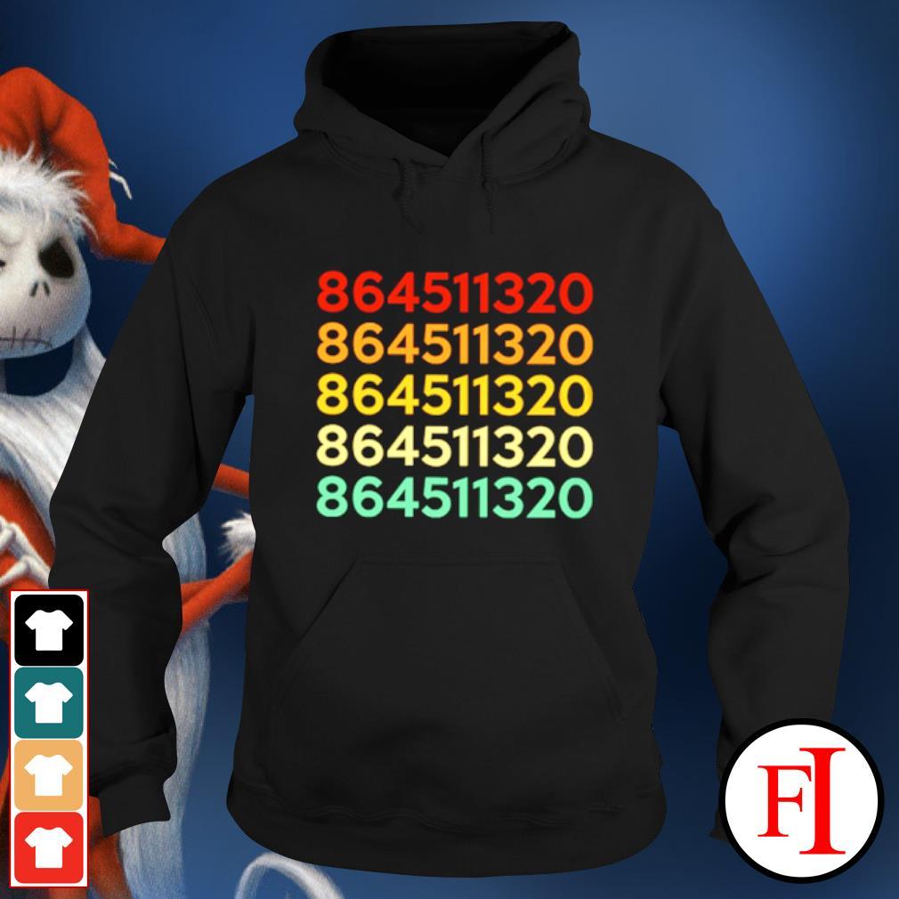 864511320 anti Trump retro s hoodie