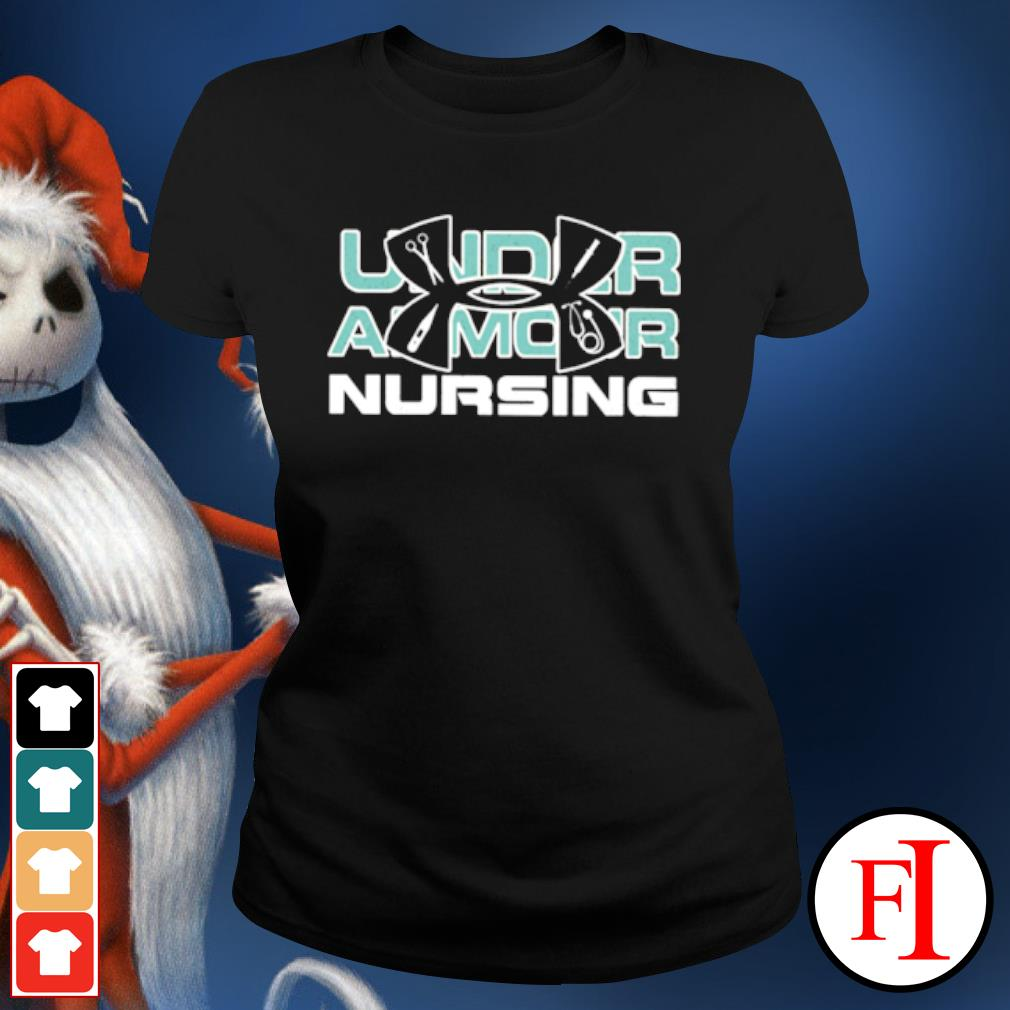 Under Armour Nursing s ladies-tee