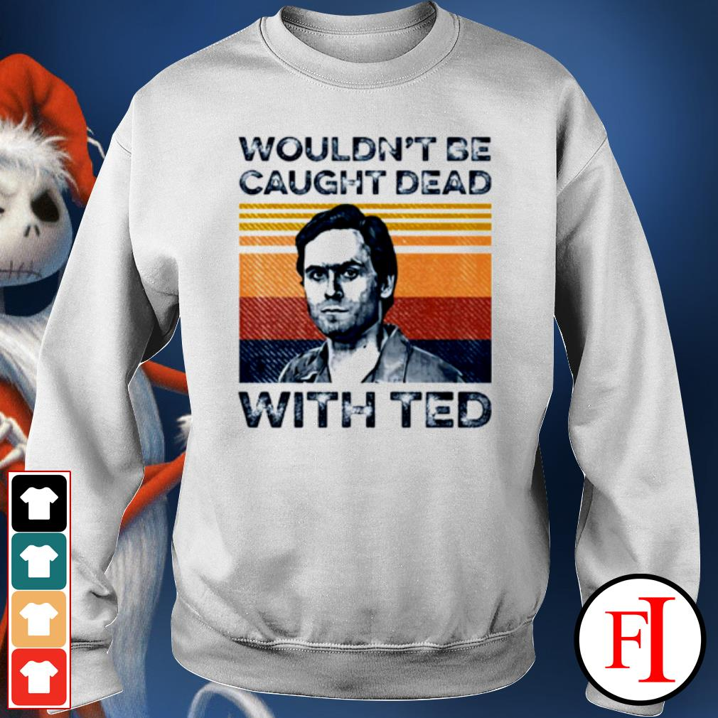 Ted Bundy wouldn't be caught dead with ted vintage s sweater