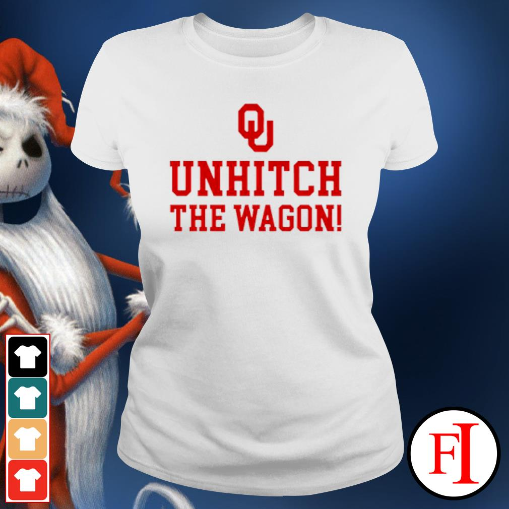 Unhitch The Wagon s ladies-tee