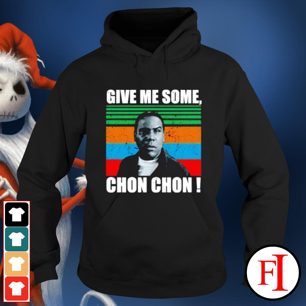 Popeye Blood in Blood give me some chon chon vintage s hoodie